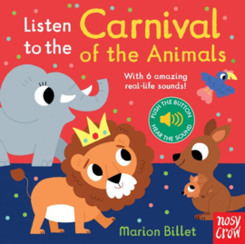 Listen to the Carnival of the Animals (Novelty Book)