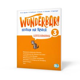 Wunderbar! 3 – Teachers Guide + 2 Audio Cds