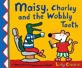 Maisy, Charley And The Wobbly Tooth (Lucy Cousins)
