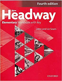 New Headway 4th Edition Workbook with Key