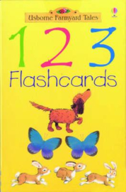 Farmyard tales 123 flashcards