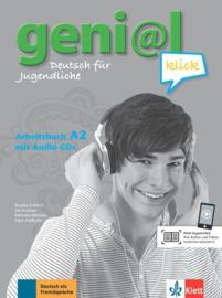 geni@l klick A2 Werkboek met 2 Audio-CDs