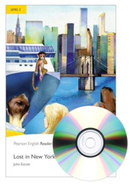 Lost in New York Book & CD Pack