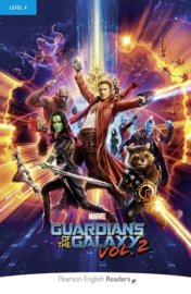 Marvel's The Guardians of the Galaxy Vol.2    Book