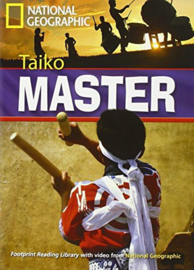 Footprint Reading Library 1000: Taiko Master Book With Multi-rom (x1)