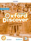 Oxford Discover Level 3 Workbook With Online Practice