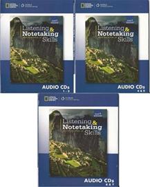 Listen/notetaking Skills 1 Audio Cd