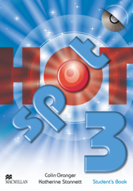 Hot Spot Level 3 Student's Book & CD-ROM