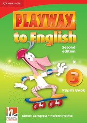 Playway to English Second edition Level3 Pupil's Book