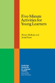 Five-Minute Activities for Young Learners Paperback