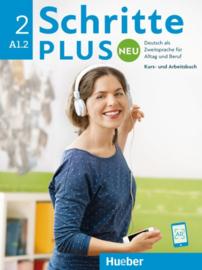 Schritte plus Neu 2 Studentenboek + Werkboek + Audio-CD bij het Werkboek