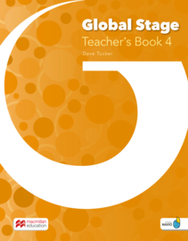 Global Stage Level 4 Teacher's Book with Navio App