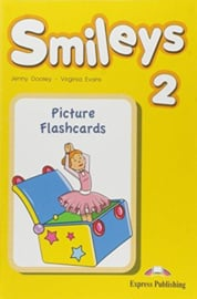 Smiles 2 Picture Flashcards (international)