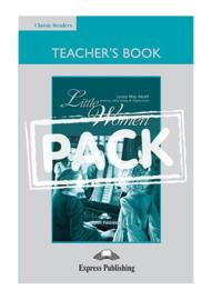 Little Women Teacher's Book With Board Game