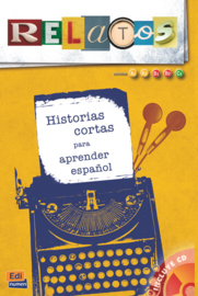 Relatos 1 (Libro + CD)