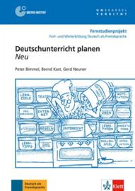 Deutschunterricht planen Neu Buch met DVD