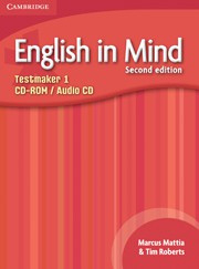 English in Mind Second edition Level1 Testmaker Audio CD/CD-ROM