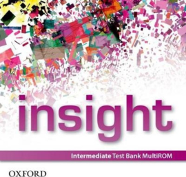 insight: Intermediate: Test Bank MultiROM