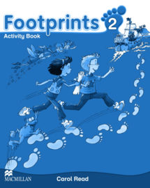 Footprints Level 2 Activity Book