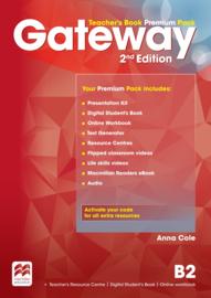 Gateway 2nd edition B2 Teacher's Book Pack