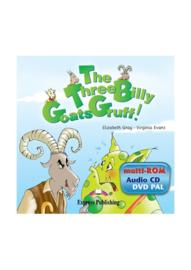 The Three Billy Goats Gruff Multi-rom Pal