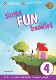Storyfun for Starters, Movers and Flyers Second edition 4 Home Fun Booklet