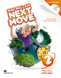 Macmillan Next Move Level 2 Pupil's Book Pack
