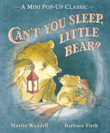 Can't You Sleep, Little Bear? Mini Pop-up Classic Edition (Martin Waddell, Barbara Firth)
