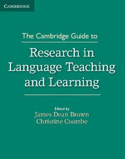 Cambridge Guide to Research in Language Teaching and Learning, The Paperback