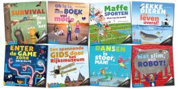 Pakket Zoeklicht dyslexie informatief (8 boekjes)