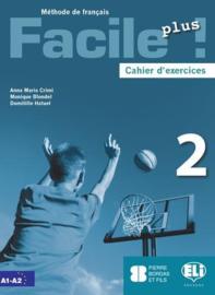Facile Plus 2 - Workbook + Audio CD