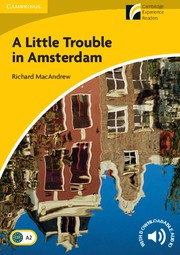 A Little Trouble in Amsterdam: Paperback