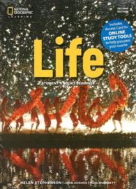 Life Beginner Student's Book + App Code + Online Workbook 2e