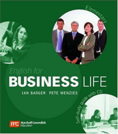 English For Business Life Elementary Self-study Guide [with Audio Cd(x2)]