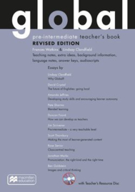Pre-intermediate Teacher's Pack (including teacher's resource CD,eBook and MPO)