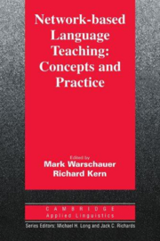 Network-Based Language Teaching: Concepts and Practice Paperback