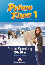 Prime Time 1 Public Speaking Skills Teacher's Book