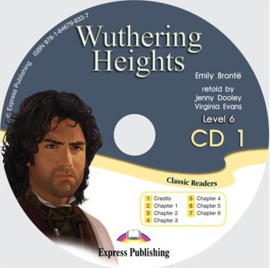 Wuthering Heights Audio Cd 1