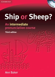 Ship or Sheep? Third edition Book and Audio CDs (4) Pack