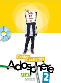 Adosphère 2 - Cahier d'activités A1-A2