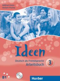 Ideen 3 Werkboek met 2 Audio-CDs bij het Werkboek