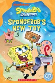 Spongebob Squarepants: SpongeBob's New Toy + audio-cd (Starter Level)
