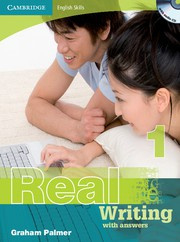 Cambridge English Skills: Real Writing Level1 Book with answers and Audio CD