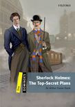 Dominoes One Sherlock Holmes: The Top-secret Plans Audio Pack