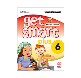 Get Smart Plus 6 Workbook British Edition