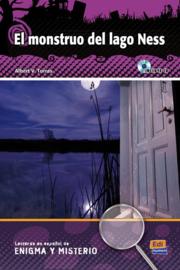 El monstruo del lago Ness + CD