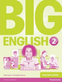 Big English Level 2 Teacher's Book - Engelstalig