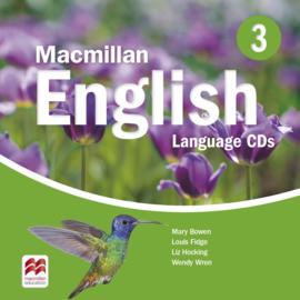 Macmillan English Level 3 Language Book Audio CD (2)
