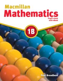 Macmillan Mathematics Level 1  Pupil's Book + eBook Pack B