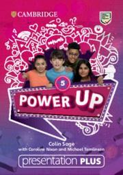 Power Up Level5 Presentation Plus
